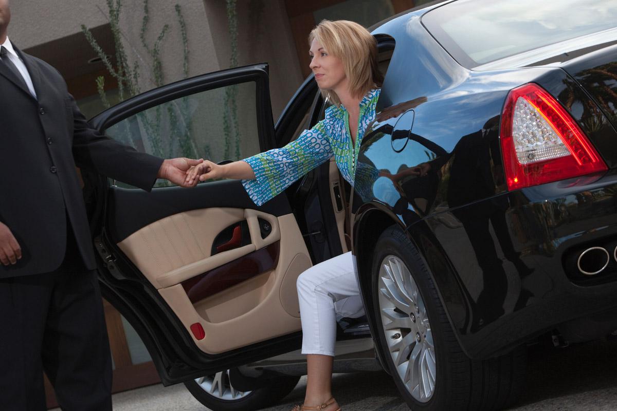 Chauffeur Booking